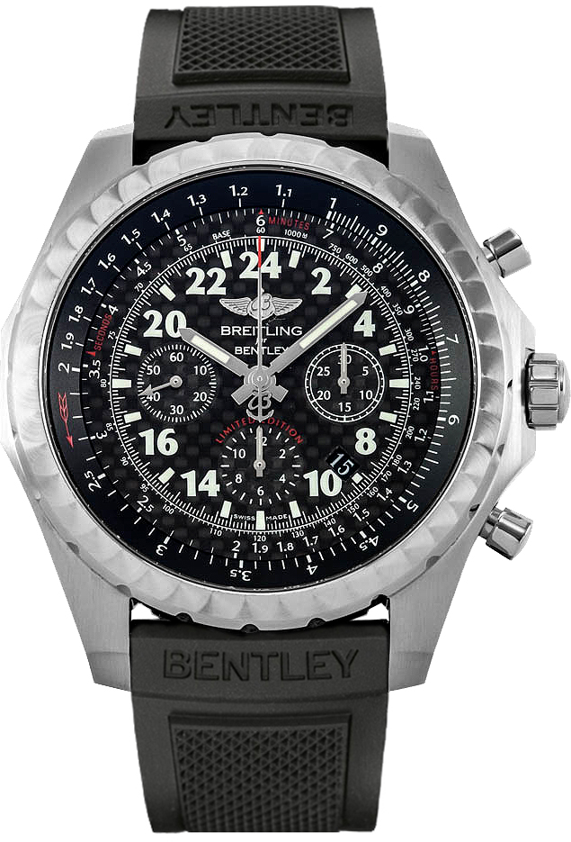 Breitling Bentley 24H AB022022/BC84-220S Limited Edition Manual Chronograph watch