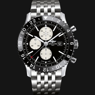 Discount Breitling Chronoliner Chronograph Steel watch