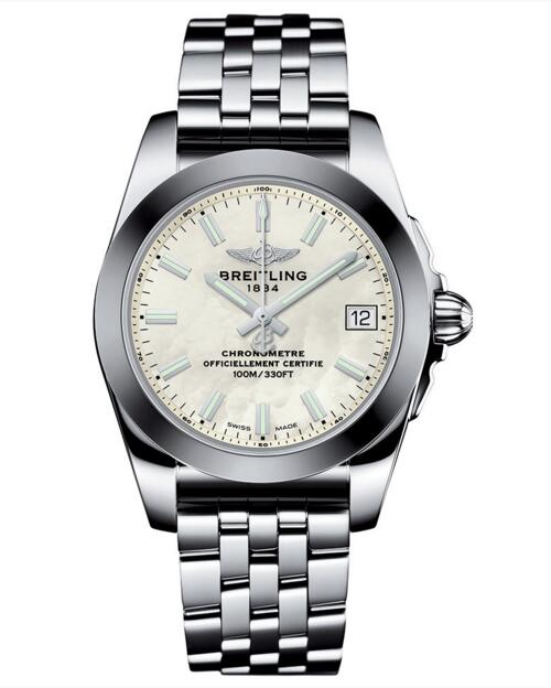 breitling mens watches Replica Galactic 36 SleekT