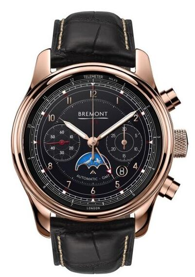 BREMONT 1918 ROSE GOLD LIMITED EDITION Review