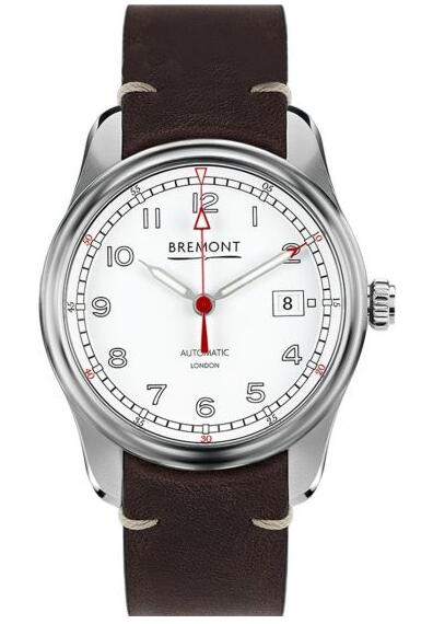 BREMONT AIRCO MACH 1/WH WHITE DIAL watches review