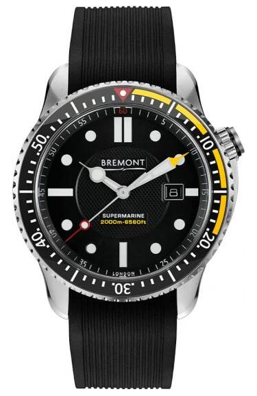 BREMONT SUPERMARINE S2000 YELLOW replica watches