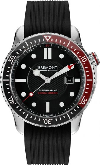 BREMONT SUPERMARINE S2000 RED watches Price
