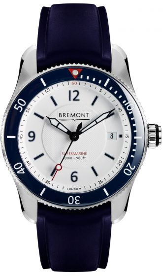 BREMONT S300 WHITE S300-WH-D watches Price