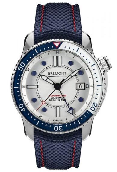 BREMONT WATERMAN LIMITED EDITION men watch replica