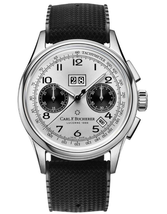 Carl F. Bucherer Heritage Chrono BiCompax Annual 00.10803.08.12.01 fake watches