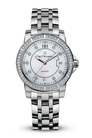 Discount Carl F. Bucherer PATRAVI AUTODATE 00.10617.08.77.31 women Replica watch