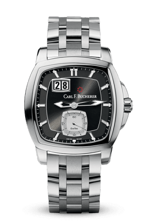 Discount Carl F. Bucherer PATRAVI EVOTEC BIGDATE 00.10628.08.33.21 Replica watch