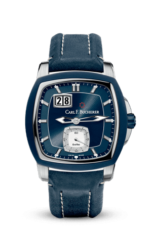 Discount Carl F. Bucherer PATRAVI EVOTEC BIGDATE 00.10628.13.53.01 Replica watch