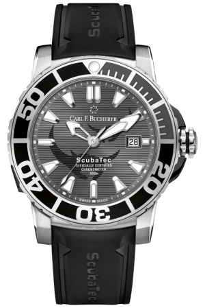 Cheapest Carl F. Bucherer PATRAVI SCUBATEC MANTA TRUST LIMITED EDITION 00.10632.23.33.98 Replica watch