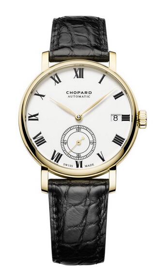 Replica Chopard Classic Manufactum Yellow Gold 161289-0001 replica Watch