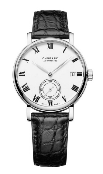 Replica Chopard Classic Manufactum White Gold 161289-1001 replica Watch