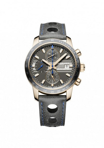 Replica Chopard Grand Prix de Monaco Historique Chronograph 2012 Rose Gold 161275-5004 replica Watch