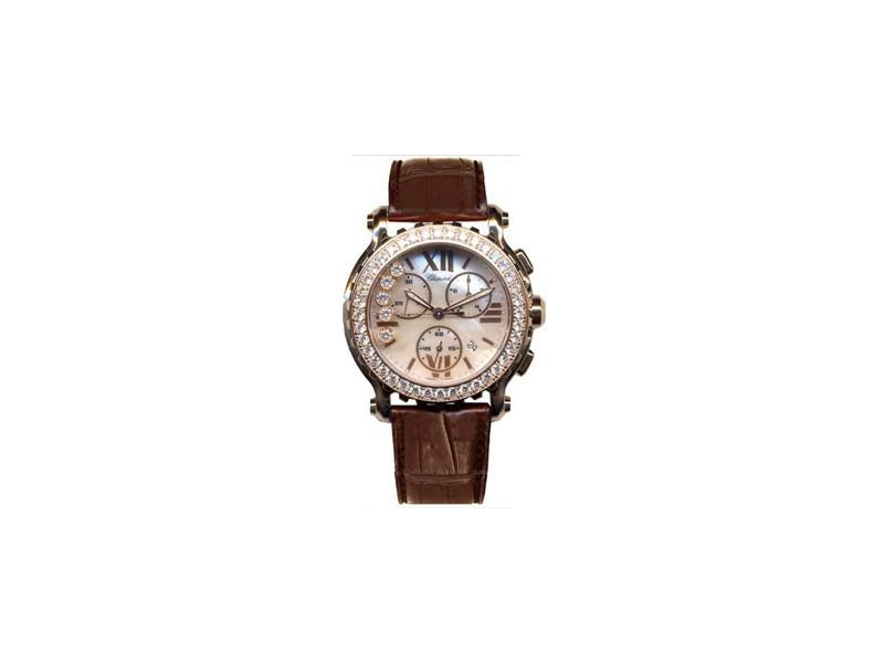 Replica Chopard Happy Sport Chronograph 283583-5003 replica Watch