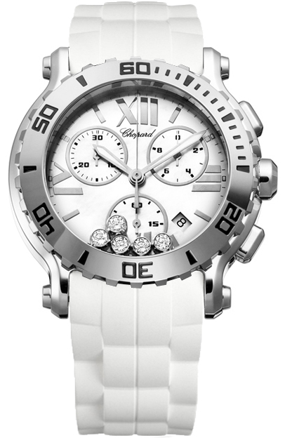 Replica Chopard Happy Sport Chronograph 288499-3001 replica Watch