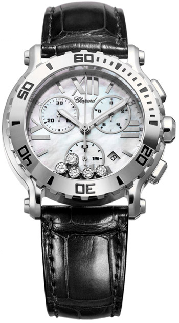 Replica Chopard Happy Sport Chronograph 288499-3006 replica Watch