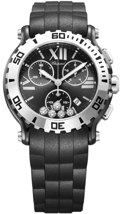Replica Chopard Happy Sport Chronograph 288515-9005 replica Watch