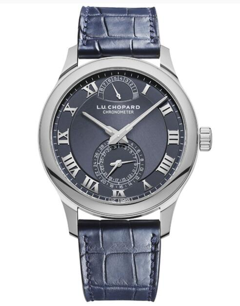 New Replica Chopard 2019 L.U.C Quattro 161926-9001 watch