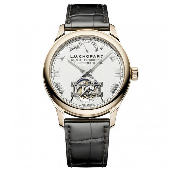 Replica Chopard L.U.C TRIPLE CERTIFICATION TOURBILLON 161929-5001 replica Watch