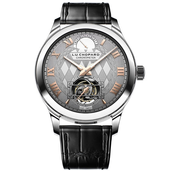 Replica Chopard L.U.C TOURBILLON 161929-9001 replica Watch