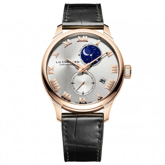 Replica Chopard L.U.C LUNAR TWIN 161934-5001 replica Watch