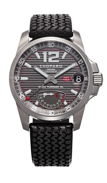 Replica Chopard Mille Miglia GT XL Power Control Titanium 168457-3005 replica Watch