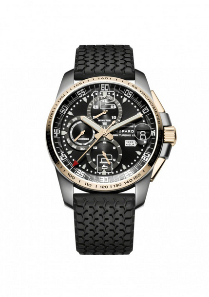 Replica Chopard Mille Miglia GT XL Chrono Speed Steel and Rose Gold 168459-6001 replica Watch