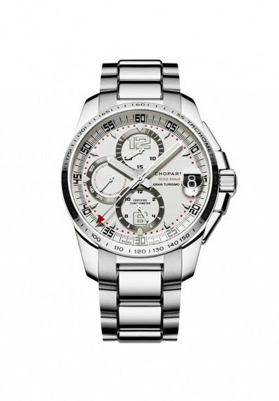 Replica Chopard Mille Miglia GT XL Chrono Steel 158459-3002 replica Watch