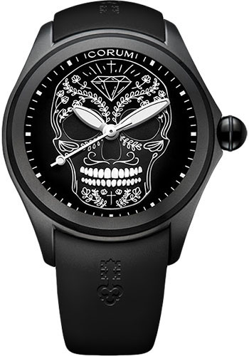 Corum Bubble 47 Skull 082.310.98 / 0371 SM01 fake watch