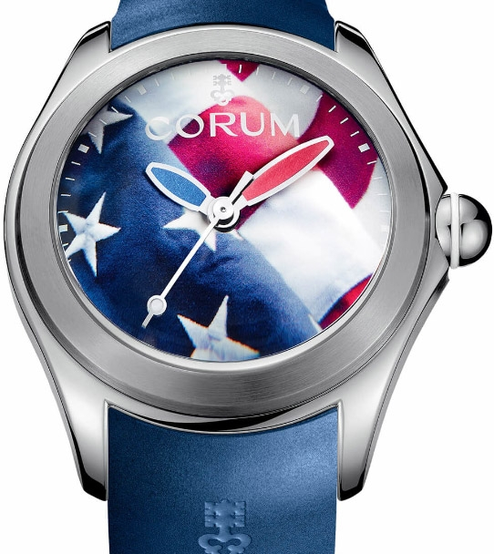 Corum Bubble 47 Flag L082 / 03263 - 082.310.20 / 0373 US01 fake watch