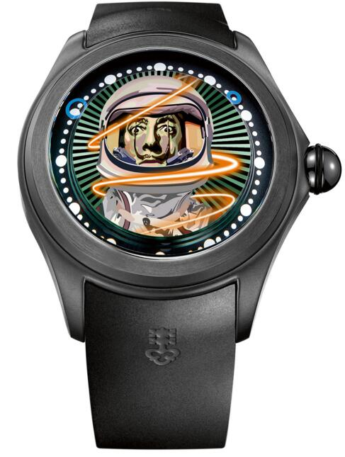 Corum Bubble 47 Magical Dali L390 / 03653 - 390.200.95 / 0371 EF02 fake watch