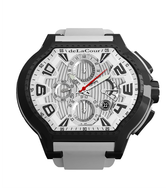 Replica DeLaCour City Ego Episode W Ti/PVD WATI0057-1430 Replica Watch