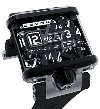 Buy Replica Devon Tread 1 DVNWRKS1BLCK watch