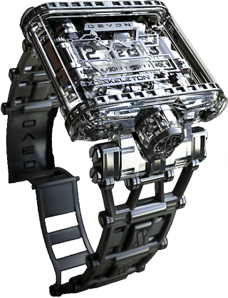 Best Replica Devon Thread Exoskeleton watch for sale