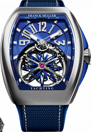 Fake Franck Muller Gravity Yachting V45 T GRAVITY CS YACHTING AC watch