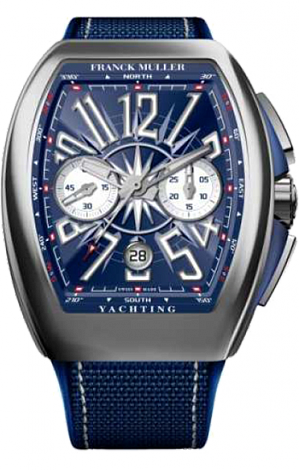 Review Replica Franck Muller Vanguard Yachting V 45 CC DT ST watch