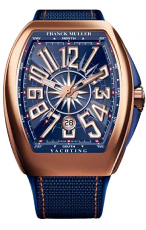 Review Replica Franck Muller Vanguard Yachting V 45 SCDT YACHTING watch