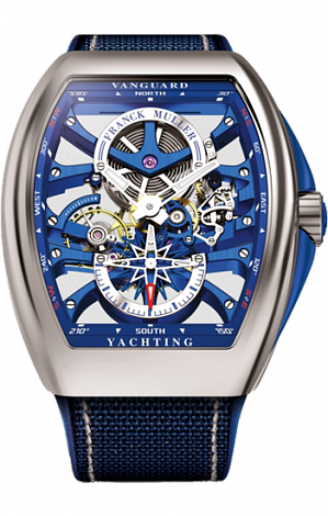 Buy Replica Franck Muller Vanguard S6 Yachting V45 S6 YACHT ST watch