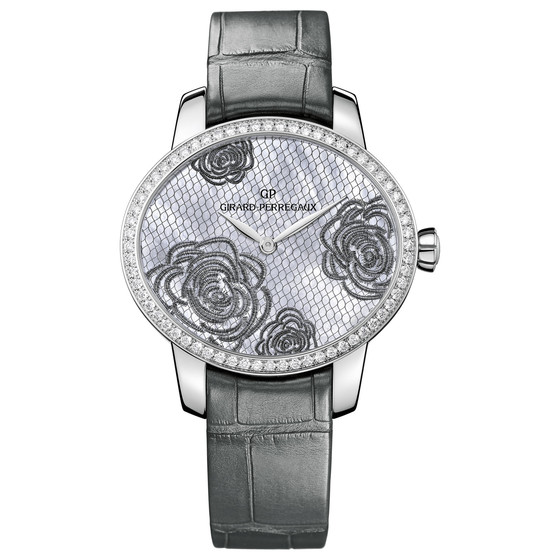 Review Replica Girard-Perregaux Cat Eye BLOOM 80476D11A701-CK7A watch