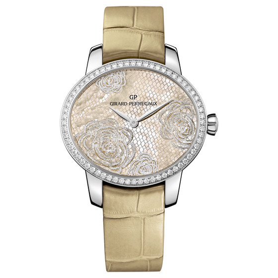 Review Replica Girard-Perregaux Cat Eye BLOOM 80476D11A801-CK8A watch