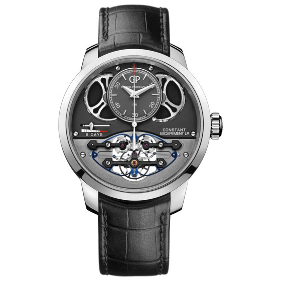 Buy Replica Girard-Perregaux CONSTANT ESCAPEMENT L.M. 93505-53-232-BA6F watch Review