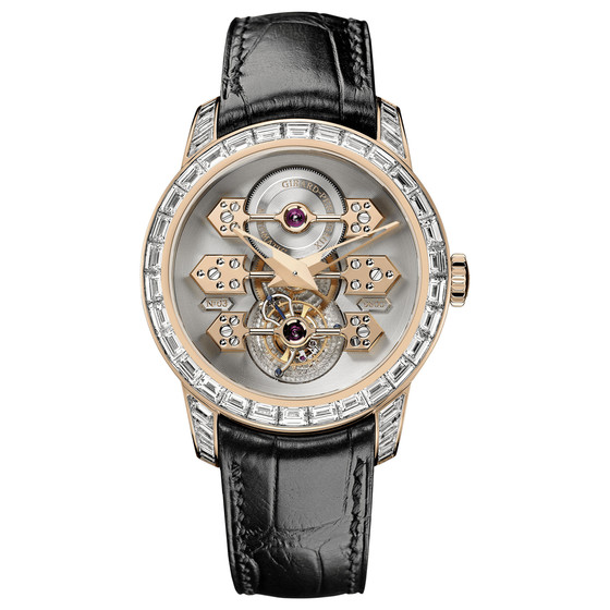 Review Replica Girard-Perregaux TOURBILLON WITH THREE GOLD BRIDGES 41 MM 99193B52H00A-BA6A watch