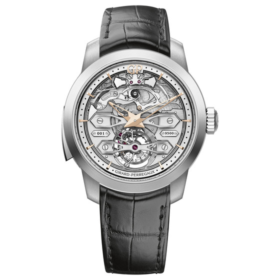 Buy Replica Girard-Perregaux MINUTE REPEATER TOURBILLON WITH BRIDGES 99820-21-001-BA6A watch Review