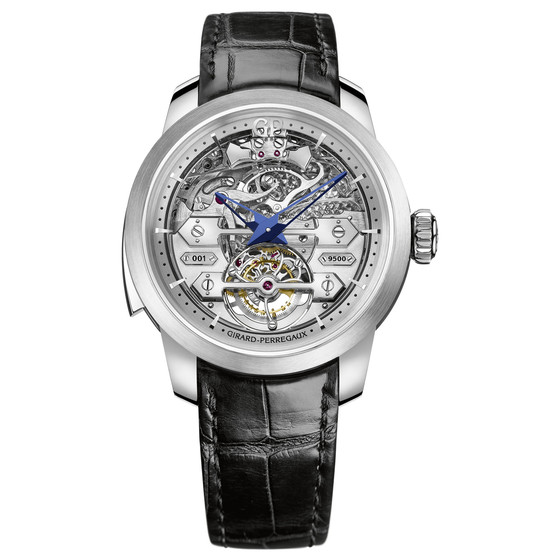 Buy Replica Girard-Perregaux MINUTE REPEATER TOURBILLON WITH BRIDGES 99820-53-002-BA6A watch Review