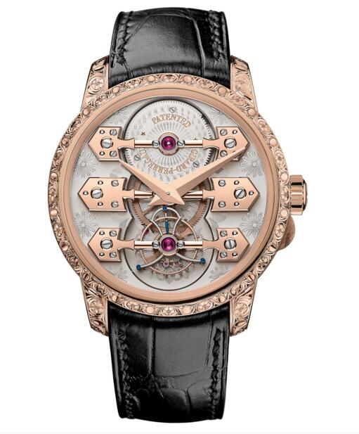 Buy Replica Girard-Perregaux La Esmeralda Tourbillon 99276-52-000-BA6E watch