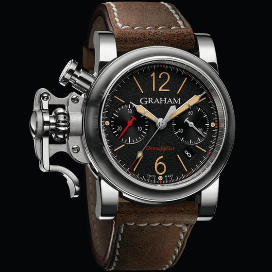 Replica Graham London Watch replica CHRONOFIGHTER FORTRESS 2CRBS.B10A