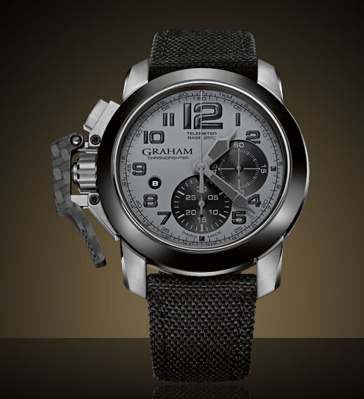 Graham London Chronofighter Oversize - 2CCAC.S01A Men Copy Watch