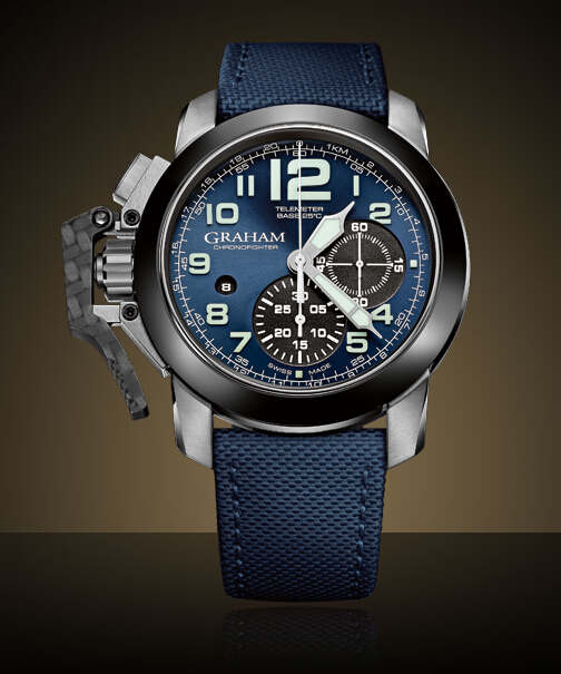 Graham London Chronofighter Oversize - 2CCAC.U01A Men Copy Watch