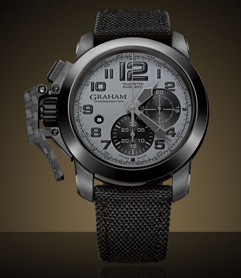 Graham London Chronofighter Oversize - 2CCAU.S01A Men Copy Watch