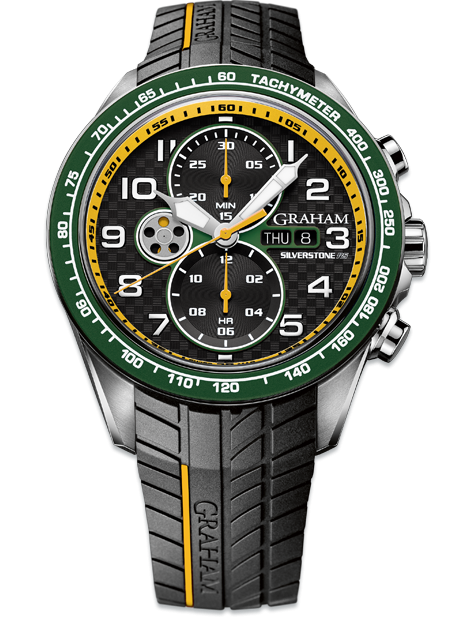 Buy Replica Graham Silverstone RS Racing 2STEA.B17A Watch